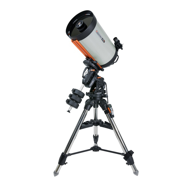 ITEM #12077 CGX-L EQUATORIAL 1400 HD TELESCOPE