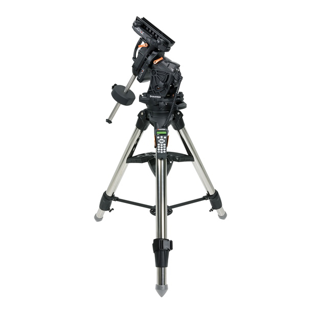 ITEM #91531 CGX-L EQUATORIAL MOUNT AND TRIPOD