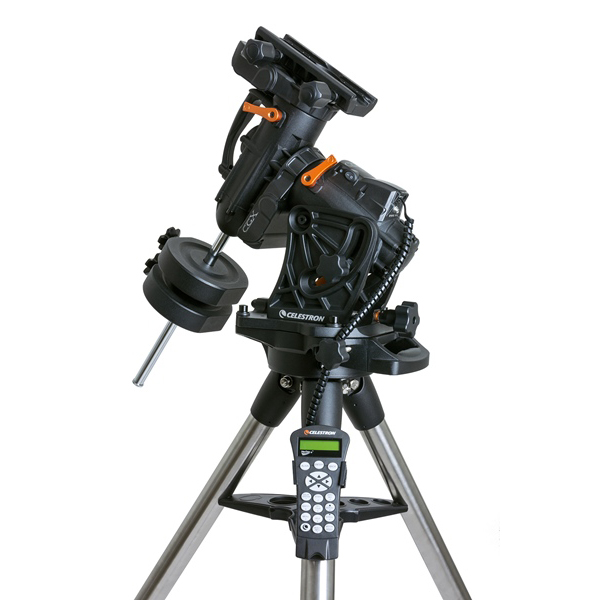 ITEM #91530 CGX EQUATORIAL MOUNT AND TRIPOD