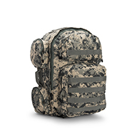 ITEM # 81000 CAMOUFLAGE BACKPACK