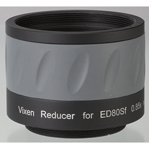 Product No.37232 Focal Reducer ED80Sf-Canon EOS (Catalog 1022 p.51)