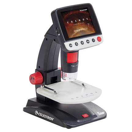 Item # 44362 Cosmos LCD Digital Microscope