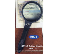 RB75G Rubber handle